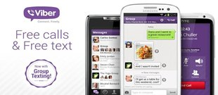Viber messaging App - 14 Best Messaging Apps for Android Devices