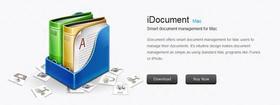 iDocument Lite - Smart Document management for Mac