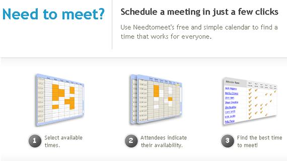 needtomeet Top 16 online appointment scheduling software