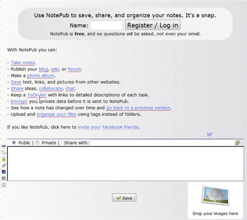 notepub 17 open source wiki engine/software