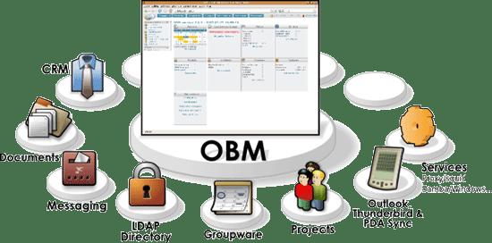 obm - messaging and collaboration platform