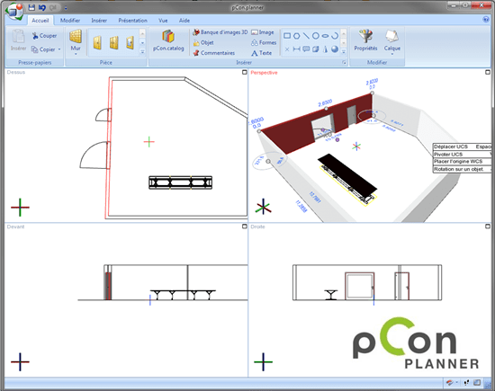 pcon-planner 10 useful Free alternative to AutoCAD