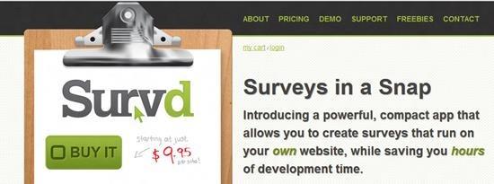 survd Survey software : Top 15 online survey software and questionnaire