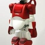 Drunken Robot Style – EMIEW
