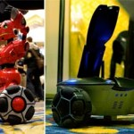 Meet Tri-bot and Rovio – Wowwee!