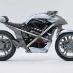 Suzuki Crosscage – Hydrogen Powered Bike