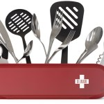 Swissarmius – Art Lebedev's Victorinox Based Kitchen Storage