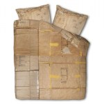Get Hobo Chic and Help the Homeless – Cardboard Looking Home Duvet Set