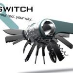 Switch Blade (and Screwdriver) Symphony – Modular Multi-Tool