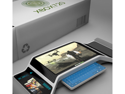 Xbox 720 to get tablet controller just like nintendo wii u for Nintendo wii u tablet