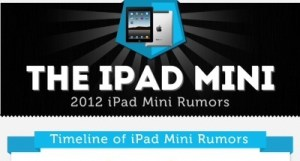 ipad mini rumours head