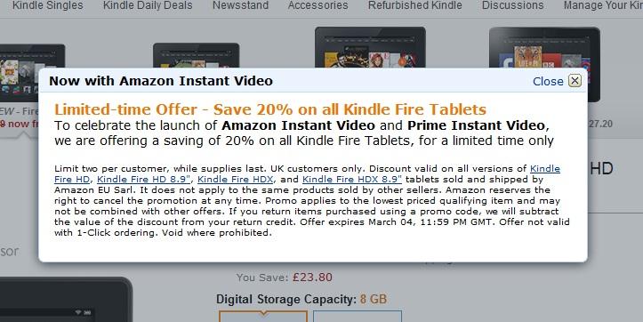 amazon kindle daily deals uk