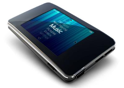 Irresistible Touch-Screen iRiver Clix - Gadizmo.com