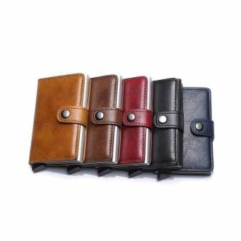 5bed0154919daa3467beb920 8 larg Leather Slim Money Clip And Cardholder