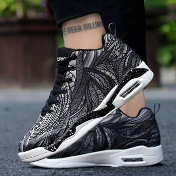 5c4a0494477b8716b3402f67 7 larg Men/ Women Air Cushion Basketball Shoes Running Tennis Shoes Fashion Sneaker