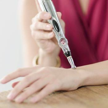 Electric Magnet Therapy Meridian Energy Pen Gadkit 1 Magnetic Laser Acupuncture Pen