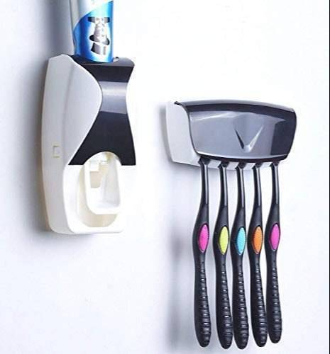 Perfect Toothbrush Automatic Dispenser Gadkit