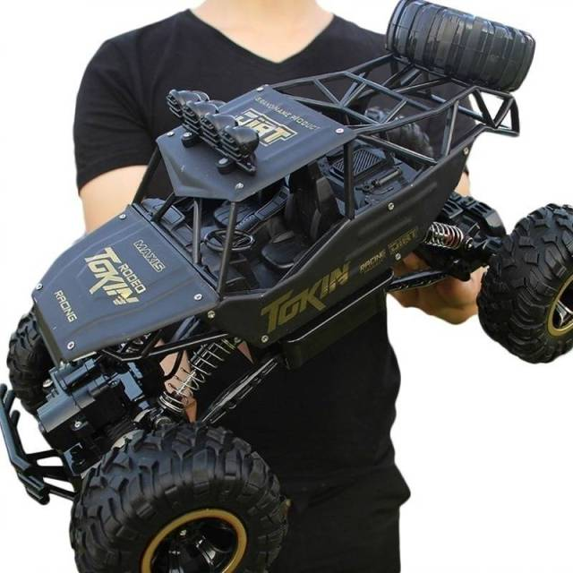 2.4G Radio Remote Control Cars Toys Off-Road Trucks