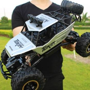 5be93ffa5bae6b17275a13b0 10 larg 2.4G Radio Remote Control Cars Toys Off-Road Trucks