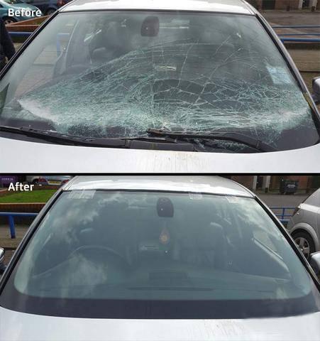 Automotive Glass Nano Repair Fluid Automotive Glass Nano Repair Fluid