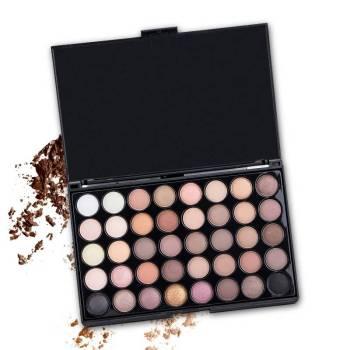 H1e043e6916ab43299a141379db7bc70dn 40 Colors Eyeshadow Makeup Palette