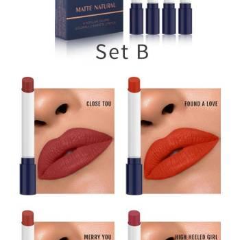 H4dac24b0553e42dab549a00ec40d0c89o 1 Velvet matte Cigarette Lipstick - WaterProof