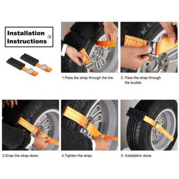 Ha3f03dc46b904e7a92e6d87d6ab16676c Tyre Traction Strap Emergency Snow Kit