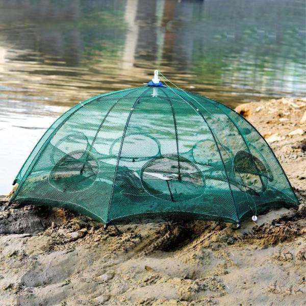 Umbrella Fish Trap – Fishing Net