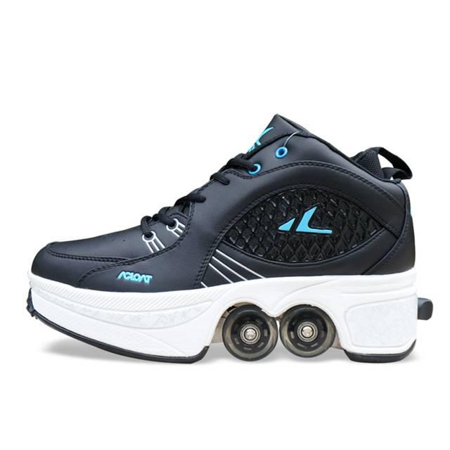 Turn Your Shoe Into Skate – Skateshoe