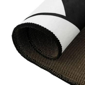 3D Swirl Print Optical Illusion Areas Rug Carpet Floor Pad Non slip Doormat Mats for Home 4 3D Vortex Illusion Rug