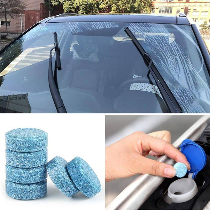 371c040205330ad754a6f45f4a1804c8 50X Car Windshield Cleaning Tablets