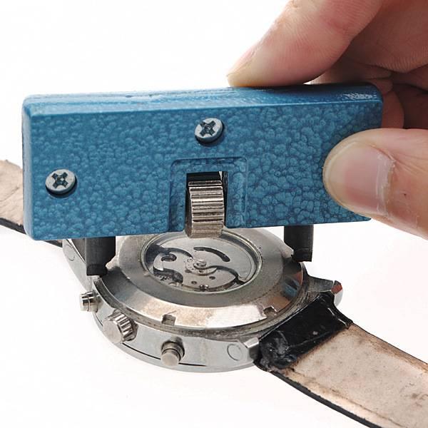 Adjustable Watch Case Opener Tool