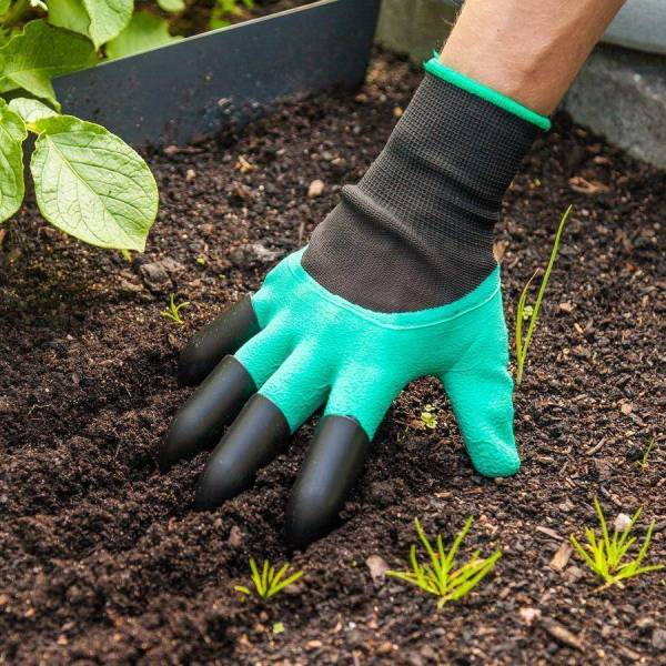Super Cool Claws Garden Gloves Gadkit