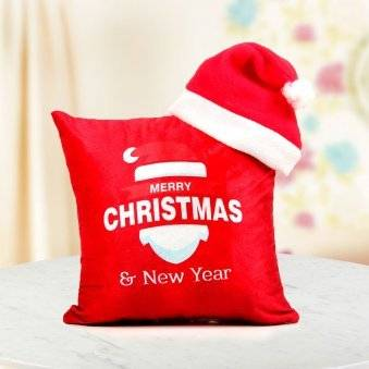 santa special cushion 20122016 8 Unique Christmas Gifts for Dad Who Wants Nothing