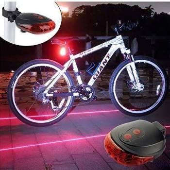 24260 i1jo6h Bicycle Safety Laser Tail Light