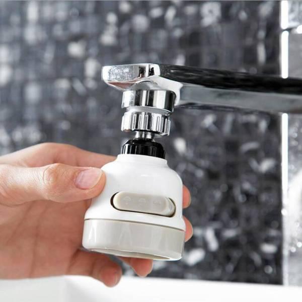 360 Degree Multifunctional Sink Aerator Head Gadkit