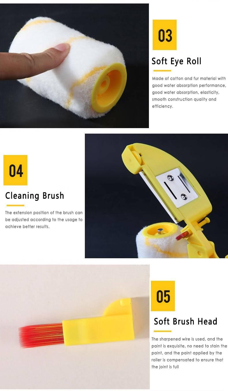 He4db47c1a1714064a752e71ee6d91480m Clean Cut Paint Edger Roller Brush