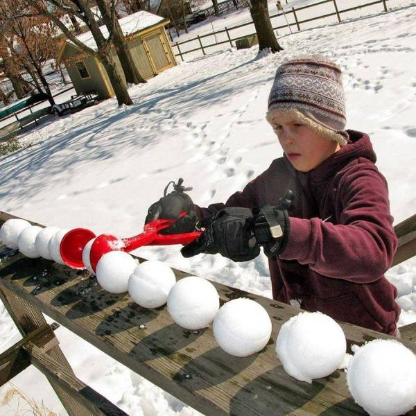 Snowball Maker Gadkit