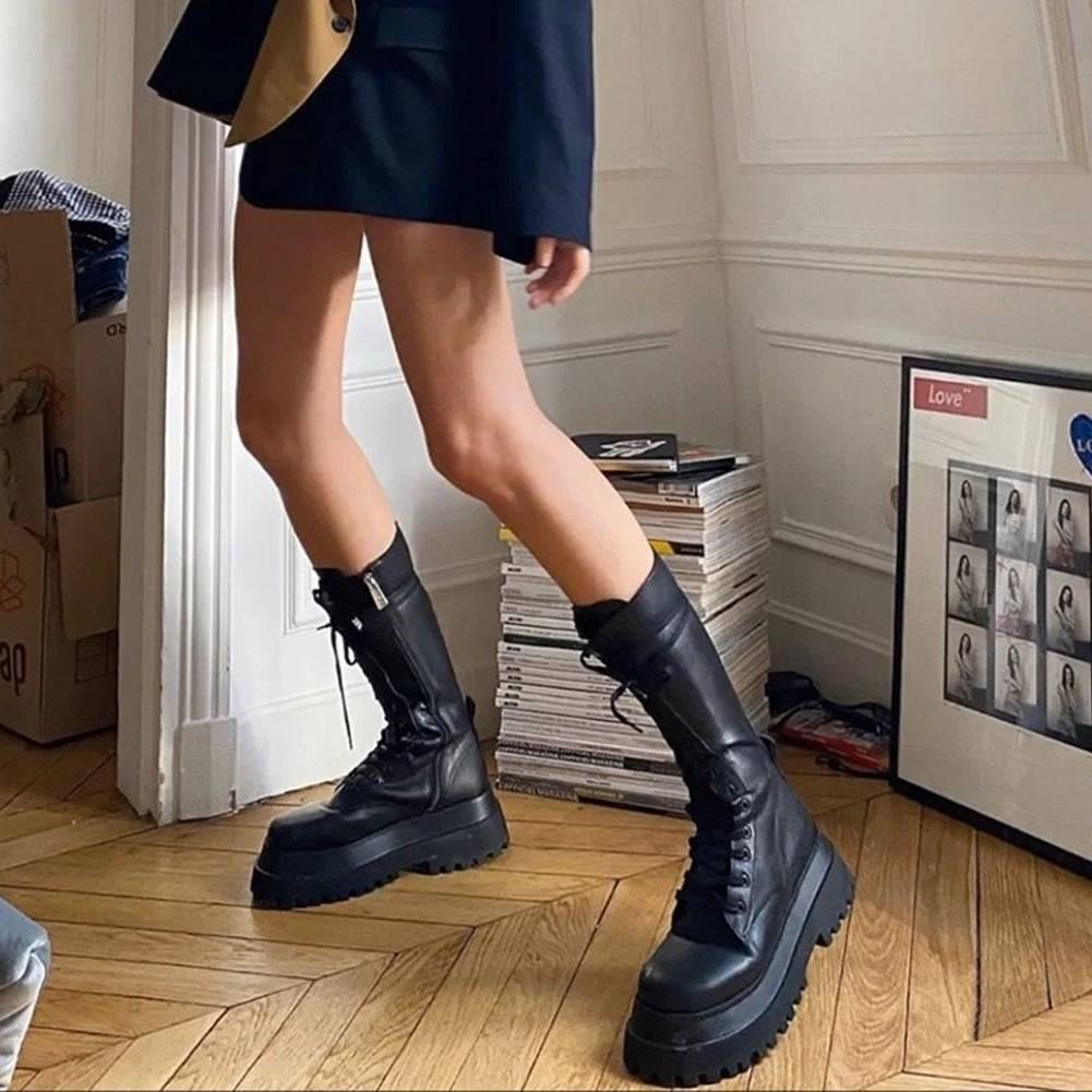 27039 fzv8ip Brand New  Boots For Women 2020 Autumn Winter