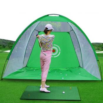 Foldable Golf Hitting Cage Gadkit 1 Foldable Golf Hitting Cage
