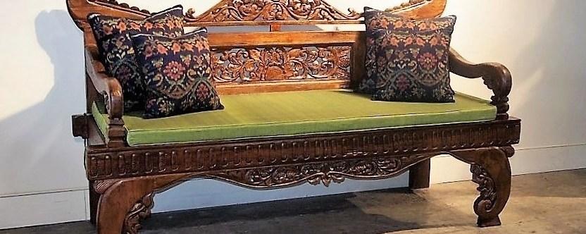 Benches     Daybeds. Gado Gado Fine Indonesian Furniture