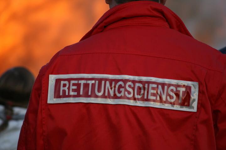 Sicherheit beim Osterfeuer | © panthermedia.net / Jens Klingebiel