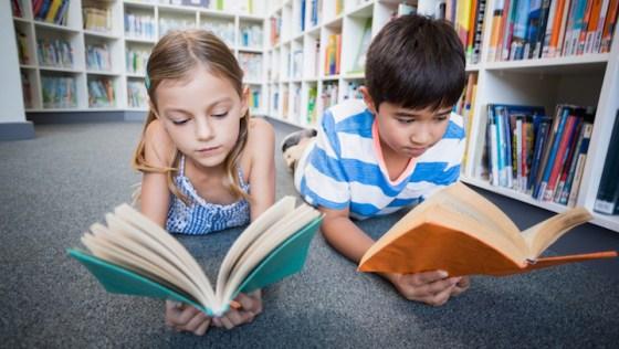 Lieblingsbücher – Tolle Kinderbücher für Kids im Grundschulalter