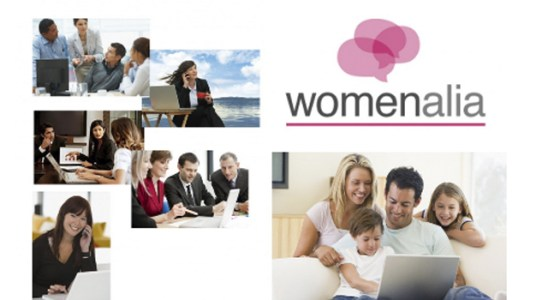 Nace Womenalia, red de mujeres profesionales