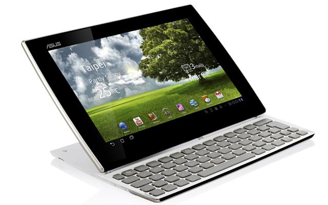 Asus Eee Pad Slider: tableta con teclado deslizante
