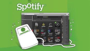 Spotify es un servicio de música en streaming