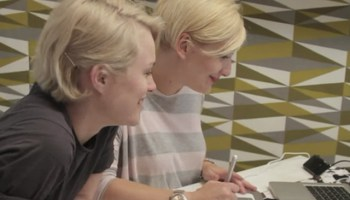 Blogueras usuarias de la tableta gráfica Bamboo de Wacom