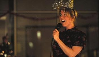Bridget Jones fiesta Navidad