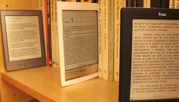 ereader Kindle Fnac Sony