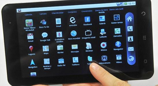 Movistar ZTE Light Pro tableta